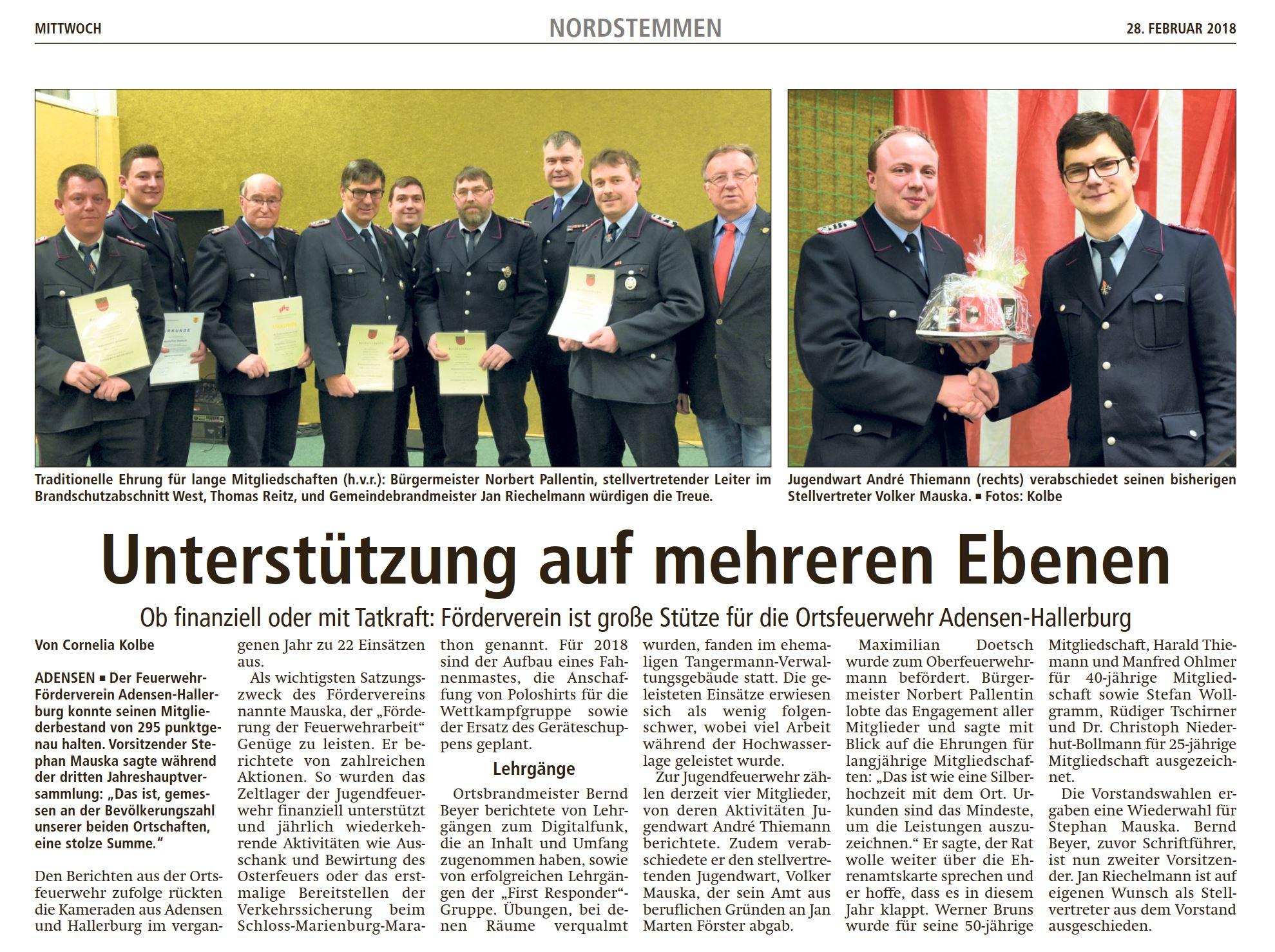 20180228_LDZ Ortsfeuerwehr Adensen-Hallerburg