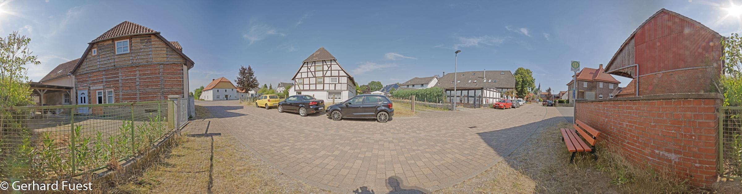 Adensen, Heimatpflege, Panoramen Strasse Adenoyser Str.